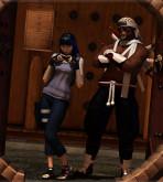 Naruto — [Mongo Bongo] — Hinata & Killer Bee (Chakra Eight-Tails)