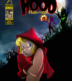 Little Red Riding Hood — [JKRcomix] — KinkyFairytales Hood 4: Halloween