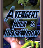 The Avengers - [Mongo Bongo] - Hulk & Black Widow