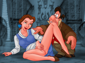 Goodcomix Beauty And The Beast - [TitFlaviy] - I Am Always Ready To Help