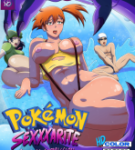 Pokemon — [Bill Vicious] — Pokemon Sexarite — Misty's Submission