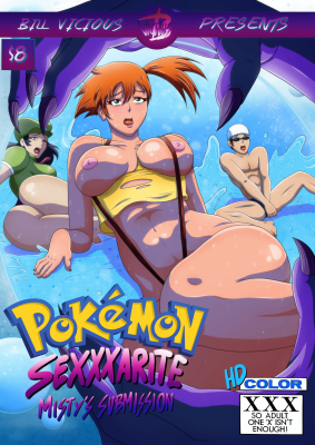 Goodcomix Pokemon - [Bill Vicious] - Pokemon Sexarite - Misty's Submission