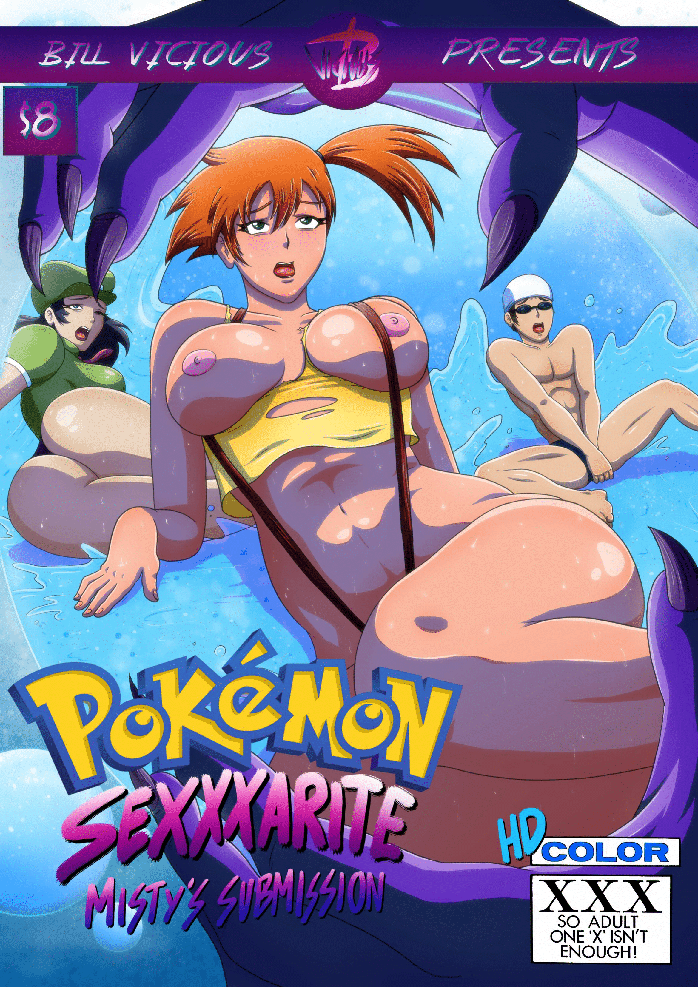 Goodcomix.tk Pokemon - [Bill Vicious] - Pokemon Sexarite - Misty's Submission