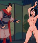 Mulan - [TitFlaviy] - Mulan and Li Shang