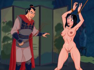 Goodcomix Mulan - [TitFlaviy] - Mulan and Li Shang