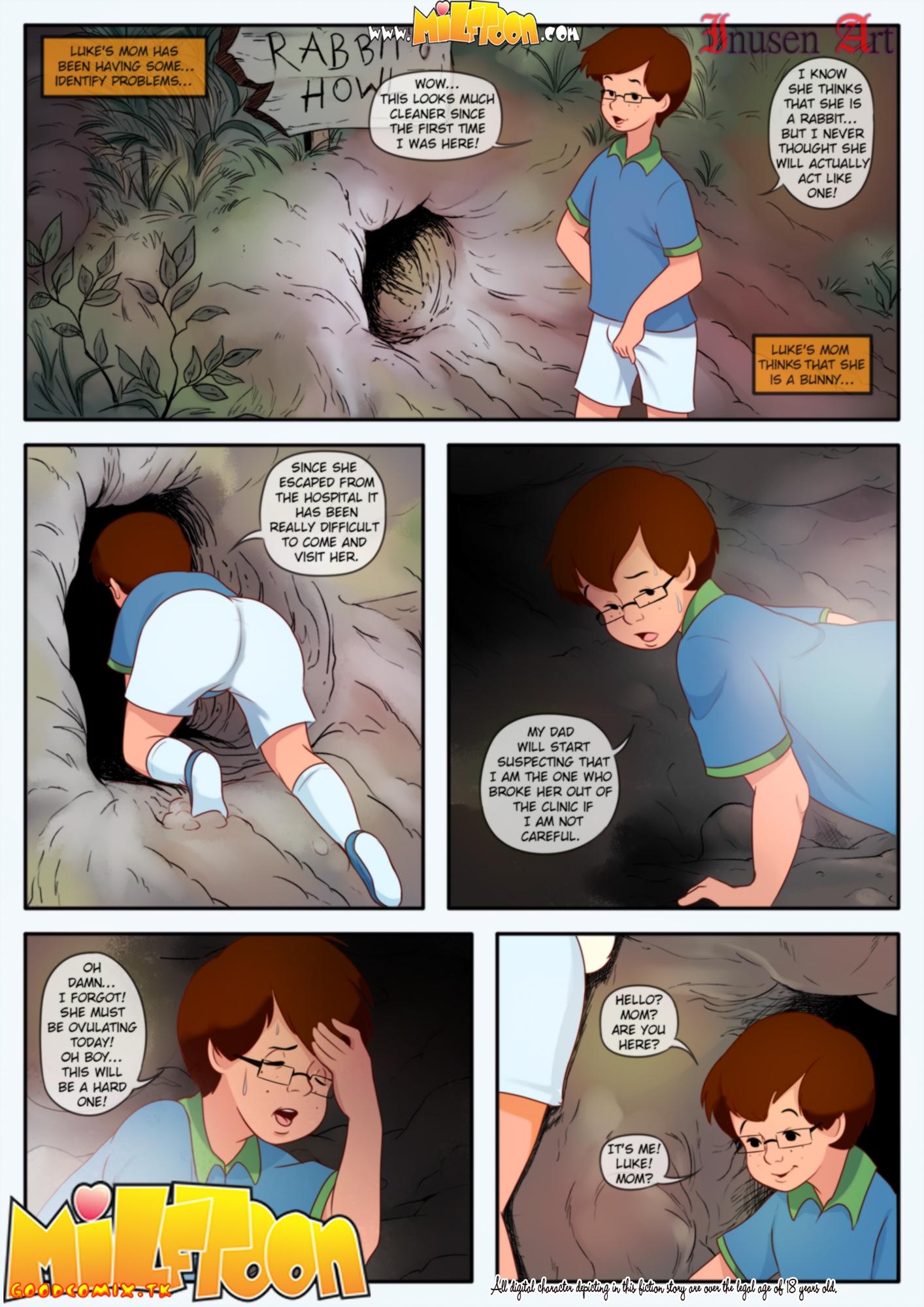 Goodcomix.tk Winnie The Pooh - [MilfToon] - Nutcase Part 1