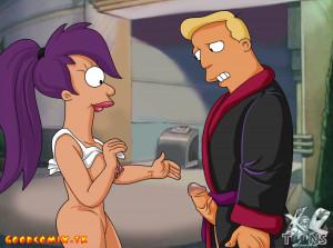Goodcomix Futurama - [XL-Toons] - Past Achievements