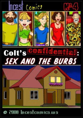 Goodcomix The Three Bogatyrs - [IncestComics] - Sex An The Burbs #04