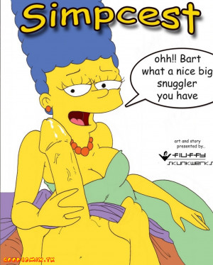 Goodcomix The Simpsons - [Fluffy] - Simpcest #1