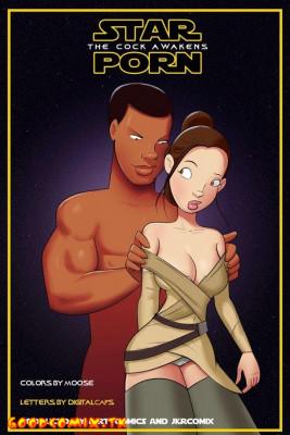 Goodcomix Star Wars - [JKRcomix][DirtyComics] - Star Porn