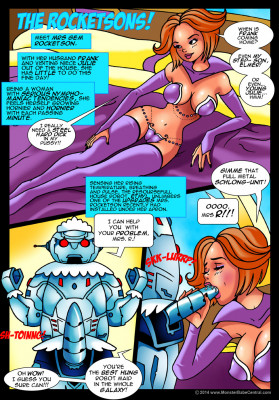 Goodcomix The Jetsons - [MonsterBabeCentral] - The Rocketsons