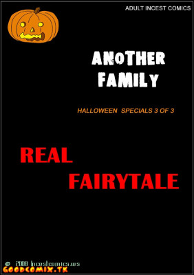 Goodcomix The Iron Giant - [IncestComics] - Another Fam #13.3 - Halloween Specials 3 of 3 - Real Fairytale