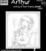 Arthur - [Pandoras Box (PBX)] - Arthur in Arthur's First Panty Raid
