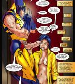 X-Men - [X-Men Porn] - Hentai X Men Comics Porn. Begin of Adult Story