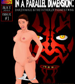 Star Wars (Movie) — [Everfire] — In a Parallel Dimension — Darth Maul Is Father Of Padme's Twins