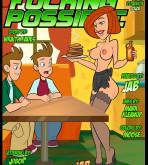 Kim Possible - [JabComix] - Fucking Possible 1