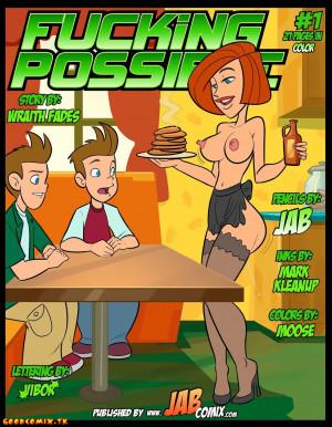 Goodcomix Kim Possible - [JabComix] - Fucking Possible 1