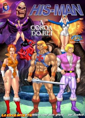Goodcomix He-Man - [Seiren] - His-Man A Coroa Do Rei - Корона Короля