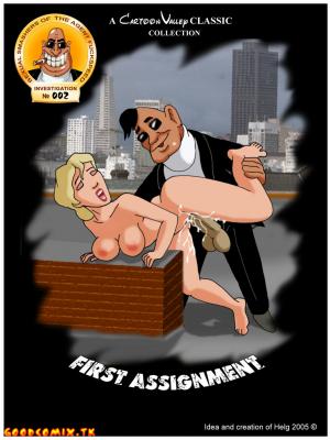 Goodcomix Crossover - [CartoonValley][Helg] - Agent Fuckspeed - Investigation #002 - First Assignment (dildo14)