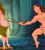 Tarzan — [TitFlaviy] — Jane and Tarzan