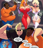 Who Framed Roger Rabbit - [John Persons] - Jessica Rabbit vs Big Black Cock's