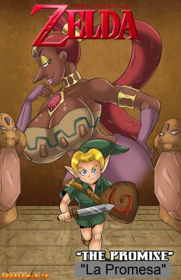 Goodcomix The Legend of Zelda - [Glassfish] - The Promise - La Promesa