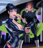 Crossover Heroes - [Online SuperHeroes] - Modesty Blaise Getting Anal Sex From Mon-El