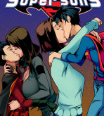 Justice League — [Aya Yanagisawa] — Super Sons ch. 1