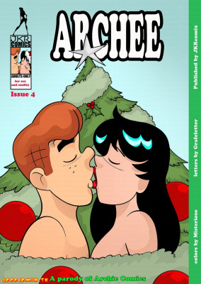 Goodcomix The Archie - [JKRcomix] - Archee 4