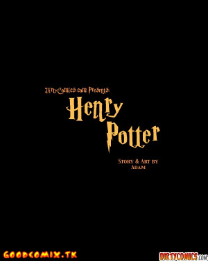 Goodcomix Harry Potter - [DirtyComics][Adam] - Henry Potter
