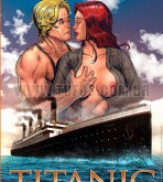 Titanic (Movie) — [Tufos]  —  Hollywood em Quadrinhos 01 — Titanic