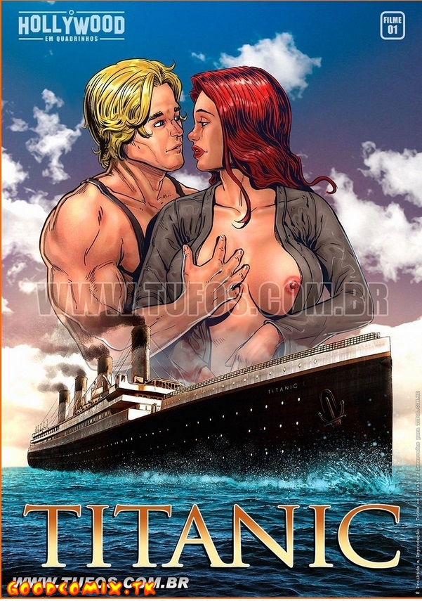 Goodcomix.tk Titanic (Movie) - [Tufos]  -  Hollywood em Quadrinhos 01 - Titanic