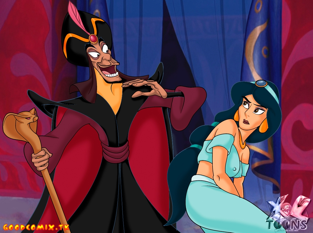 Goodcomix.tk Aladdin - [XL-Toons] - Jafar's Desires