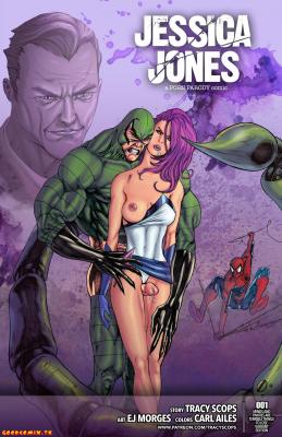 Goodcomix Spider-Man - [Tracy Scops] - Jessica Jones