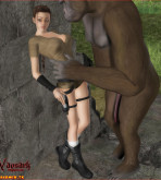 Tomb Raider - [Vaesark] - Jungle Raider 1