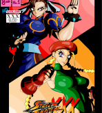 Street Fighter — [Bill Vicious] — Street Fighter XXX