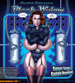 The Avengers — [Smudge] — Super Juggs Celeb Heroine!