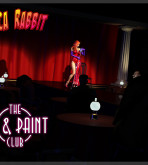 Who Framed Roger Rabbit — [Mongo Bongo] — The Ink & Paint Club