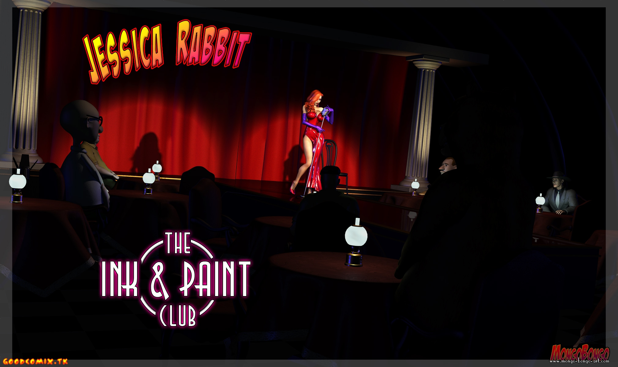 Goodcomix.tk Who Framed Roger Rabbit - [Mongo Bongo] - The Ink & Paint Club