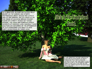 Goodcomix Alice in Wonderland - [Ultimate3DPorn] - Alicia In The Wonderland - Part 1