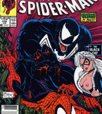 Spider-Man — Amazing Spider-Man — Venom is Back #316 (1989) — (Un-Censor Works)