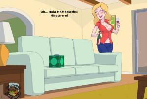 Goodcomix Rick And Morty -  [Kotaotake] - Beth and Mr Meeseeks