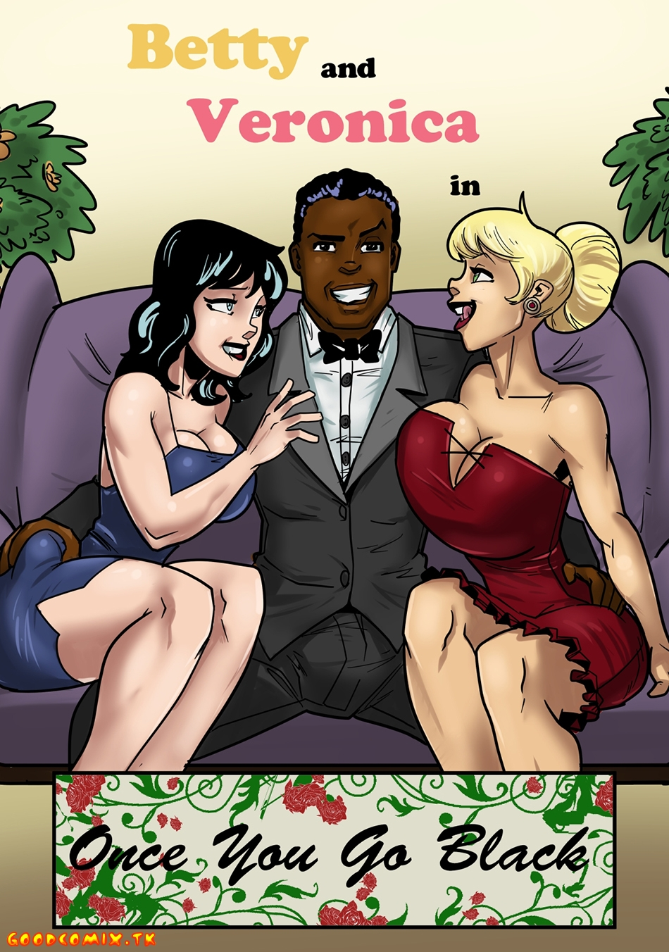 Goodcomix.tk The Archie - [KennyComix][Rabies T Lagomorph (Entropy)] - Betty and Veronica Once You Go Black