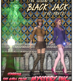 Scooby Doo — [Foxy Komix][3D] — The Legend Of Black Jack The Pirate 1-9