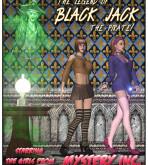 Scooby Doo - [Foxy Komix][3D] - The Legend Of Black Jack The Pirate 1-9