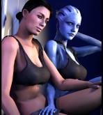 Mass Effect - [AyatollaOfRock] - Close Quarters