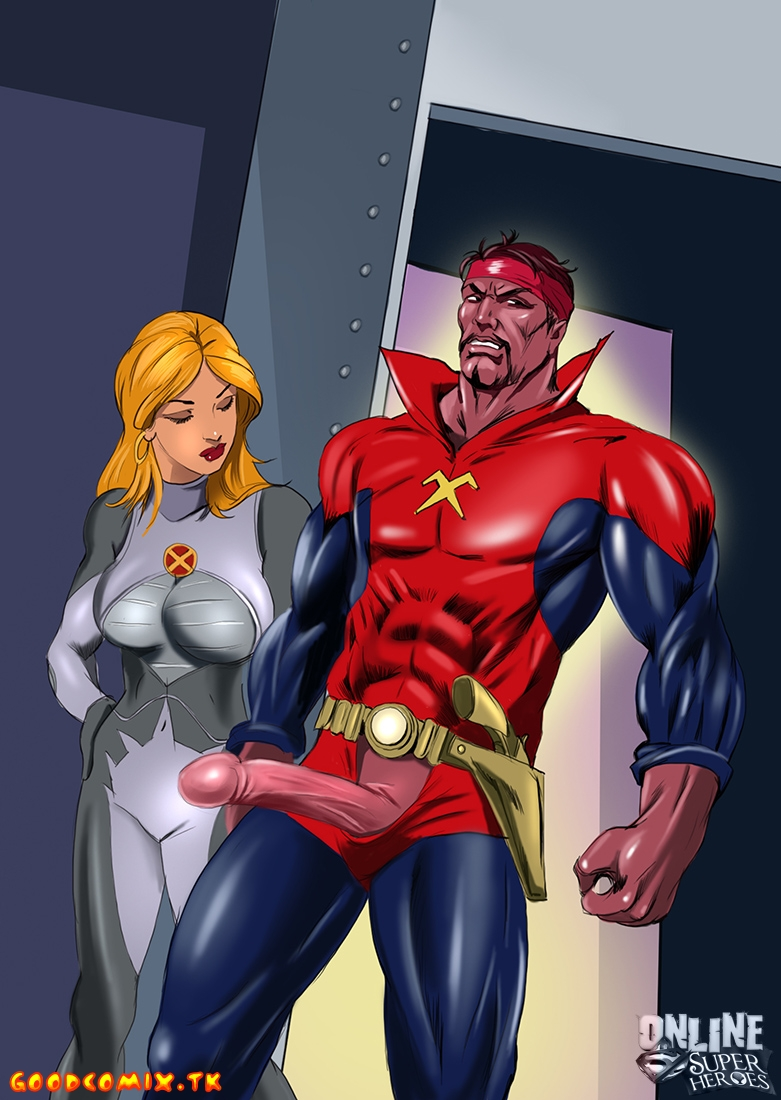 Goodcomix.tk X-Men - [Online SuperHeroes] - Dazzler Gets Boarded By Space Pirate Corsair