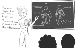 Goodcomix Steven Universe - [RelatedGuy] - Education (Fix)