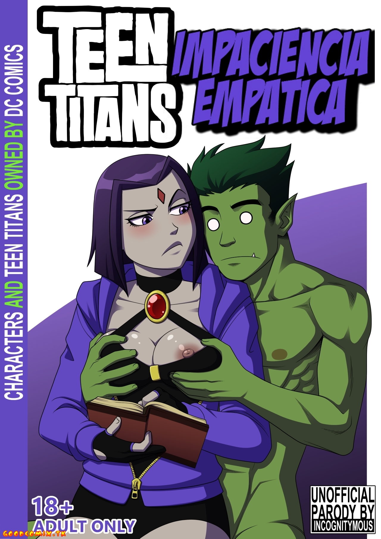 Goodcomix.tk The Teen Titans - [Incognitymous] - Empathic Impasse (WIP)