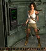 Tomb Raider - [Zuleyka] - Fail of Lara - Another Adventure of Lara vs Werewolves
